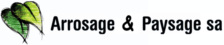Logo paysagiste genève